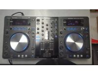 Pioneer XDJ-R1 with case Wireless All-In-One DJ System Controller with RekordBox, USB & CD input