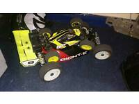 losi 8ight mini buggy rc car