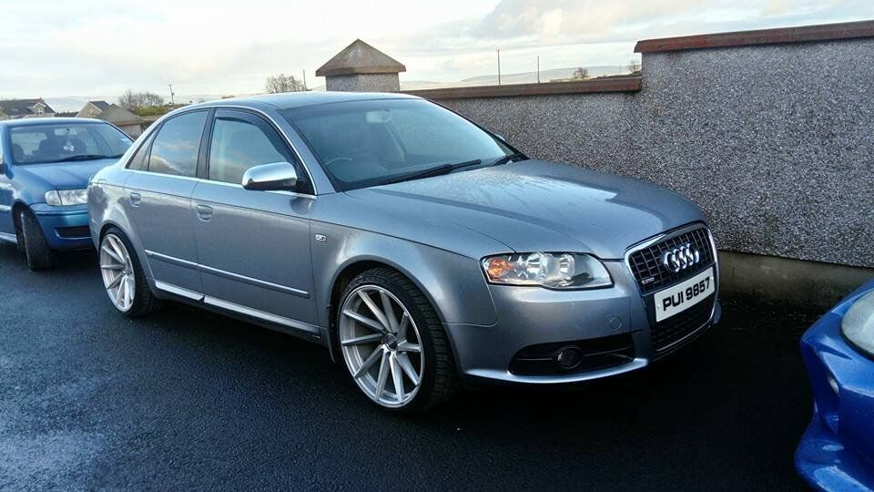 2005 AUDI A4 1.9 TDI S-LINE ''MINT CONDITION''