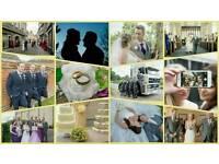 £375 8Hr Wedding Photography
