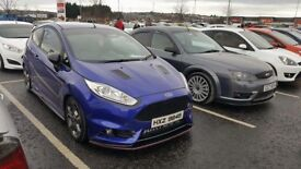 Ford Fiesta ST-3. 2015.. LOW MILAGE!! (18'000)