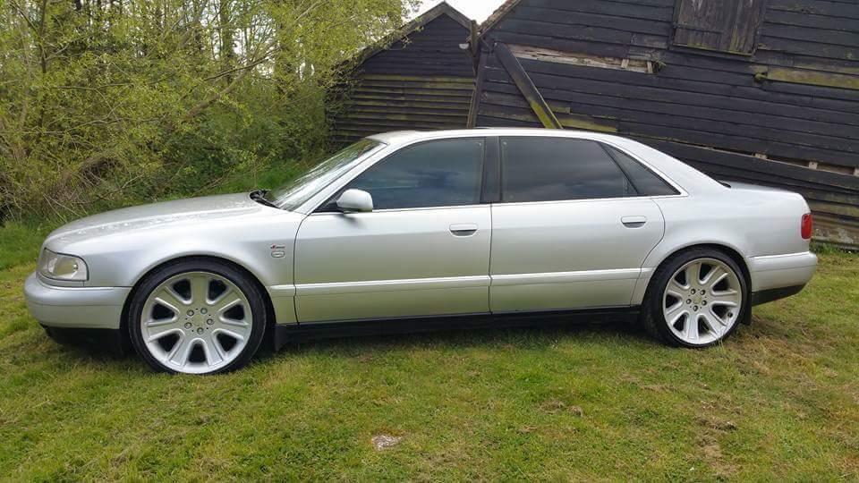 Audi A8l D2 A8 S8 Facelift Long Limo 4 2 Quattro 4x4 Lpg 163