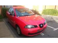 Seat Ibiza - Quick Sale - £370 Very low millege!
