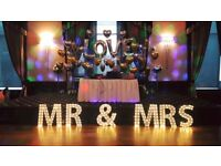 Mr and Mrs lights to buy