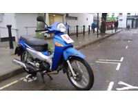 Honda ANF 126 T-6 2006