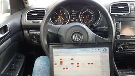 VCDS VAG COM Diagnostics CODING Engine Airbag ABS Fault Barking VW AUDI SKODA SEAT