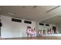 Dance Classes from 18mnts