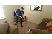 Domestic Carpet + Upholstery Cleaning Services - Dundee