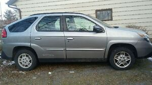 2003 Aztec, runs and drives, need gone ASAP