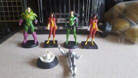 marvel diecast collectors figures