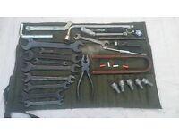 Mercedes Benz tool kit w120 Ponton Pagoda w121 190 sl 220 w108 w111 220Se for best offer