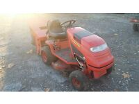 COUNTAX RIDE ON MOWER - C300H WITH COLLECTOR