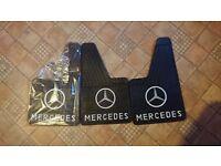 Mercedes Benz mud flaps Splash Guards universal