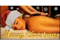 Merry Christmas Massages book now