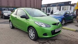 """""""1 LADY DOCTOR OWNER SINCE NEW"""" MAZDA 2 1.3 TS (2009) - LOW MILES - NEW MOT - 2 KEYS - HPI CLEAR!"""