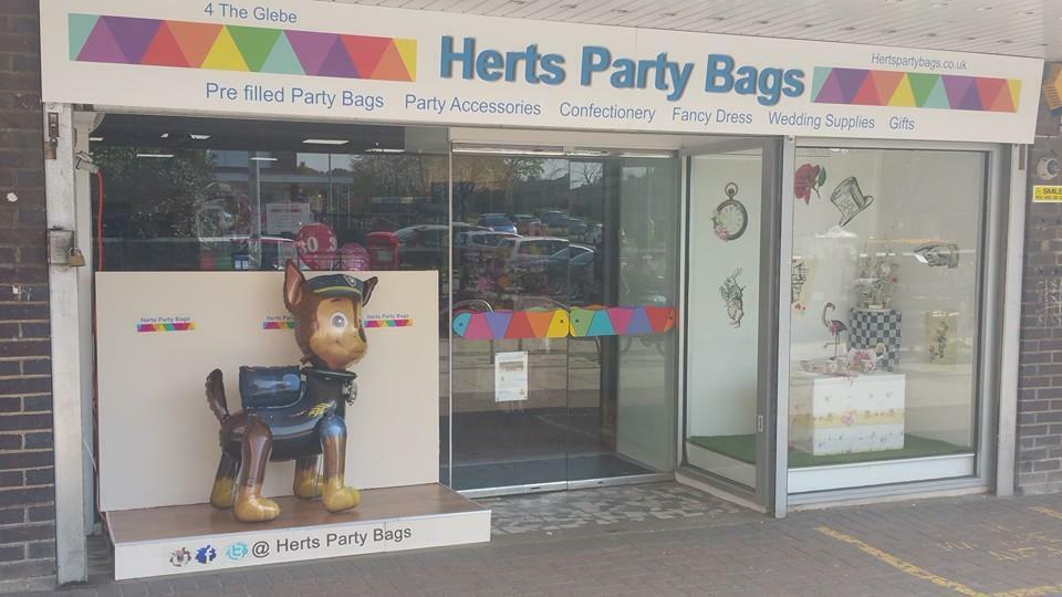 Herts Party Bags