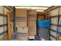 House removals, office removals, man with van, 24/7 service