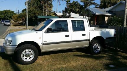 2001 Holden Rodeo Ute West Mackay Mackay City Preview
