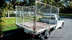 MAN with UTE -SMALL MOVES & RUBBISH REMOVALS -NORTH BRISBANE