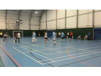 Futsal (indoor football) 5 a side players wanted