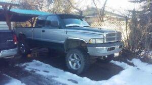 95 Dodge Ram 1500 lifted
