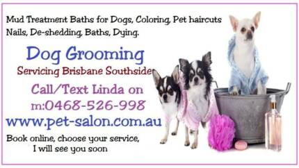 Dog grooming salon in queensland gumtree australia free local lindas pet salon solutioingenieria Choice Image