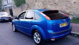 2007 Ford Focus Zetec Climate 1.6 TDCI 5DR HATCHBACK, FULL SERVICE HISTORY, MOT, MANUAL, DVD, Golf