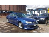 """CHEAP AUTOMATIC"" SAAB 9-3 ARC 150 BHP 2.0 AUTO (2003) - SALOON - S.H - 2 KEYS - HPI CKLEAR!"
