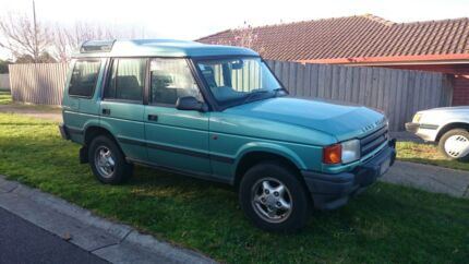 11/97 Landrover Discovery  sale or swap for Brumby Hampton Park Casey Area Preview
