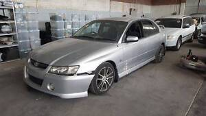 Wrecking 2004 VZ Commodore SV6 Sedan Bayswater Bayswater Area Preview
