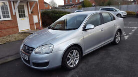 2007 vw jetta 1.9 Jetta SE TDI 105, 119k full VW service history, 2 previous owner, 11 months