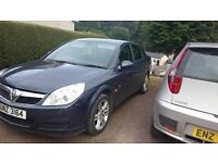 Vauxhall Vectra 2006 mot to april 2017