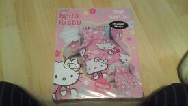 Hello Kitty Single Duvet