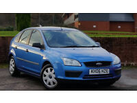 2006 Ford Focus LX 1.4 - £1,345 ++FINANCE AVAILABLE++ **3 MONTH WARRANTY**