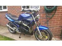 Suzuki bandit mk 2 b6 immaculate will swap for ninja or cbr600