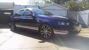 2003 Ford Falcon BA XR8 MANUAL Munno Para West Playford Area Preview