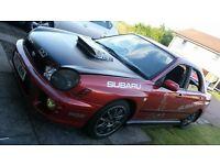 2002 Subaru Impreza Bugeye 2.0gx Sport (MODIFIED) - SWAP
