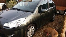 Citroen C3 16 HDI Airdream. M.O.T May 2017 Tax Exempt F.S.H. JUST HAD WINTER SERVICE urban mpg.60.1