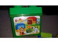 Lego Duplo Bucket Set (used)