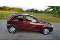 2002 CORSA 973CC 3DR BUZZBOMB MOT,D