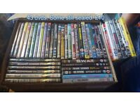 Dvd bundle, £10 lot, collection shoreham, also have other ads up for sale