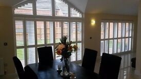 Bespoke Window, Conservatory, Orangery Blinds & Shutters