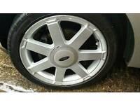 """Fiesta 16"""" alloy wheels"""