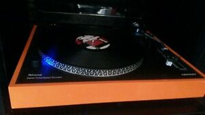 Crosby turntable $75 mint condition