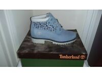 Girls/Ladies Timberland boots Size 5