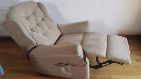 Celebrity Woburn dual motor recliner armchair