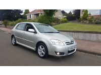 """ONLY 24,000 MILES"" Toyota Corolla 1.4 VVT-i (2005) - 5 Door hatch - New MOT - HPI clear!"