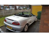ROVER MGF 51 PLATE - SPARES OR REPAIR