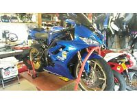 2010 Triumph Daytona 675 cc **SHOW ROOM CONDITION**