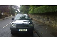 51 LANDROVER FREELANDER ES. GOOD DRIVER MOT DEC
